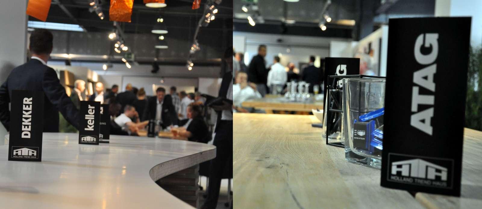 Erfolgreiches Gastspiel von Holland Trend Haus im servicepoint A30
